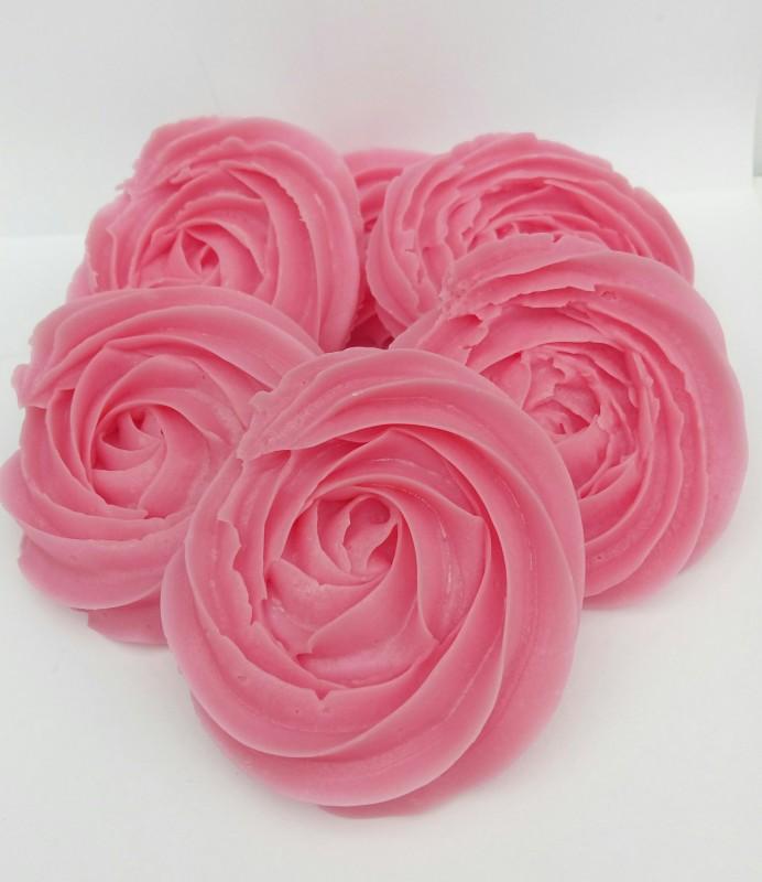 English Rose Rosette Soap